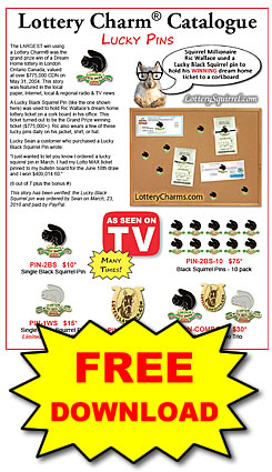 FREE DOWNLLOAD - The Lottery Charm Catalogue